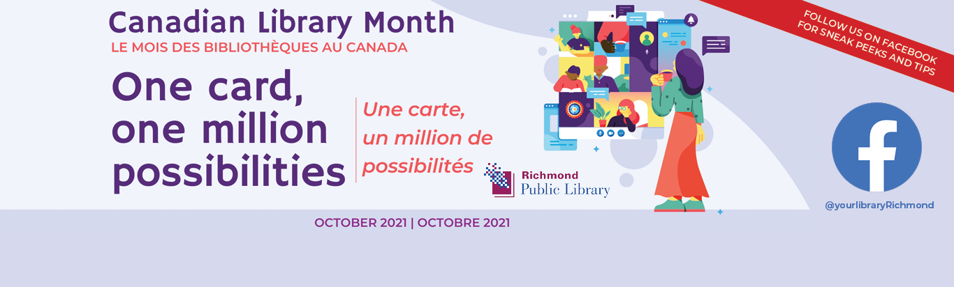 Canadian Library Month